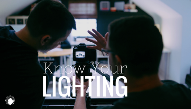 Know your Lighting