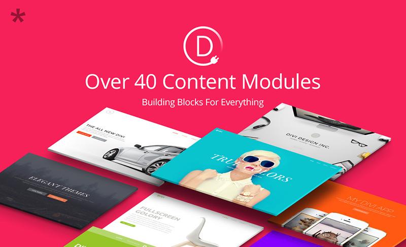 Content Modules