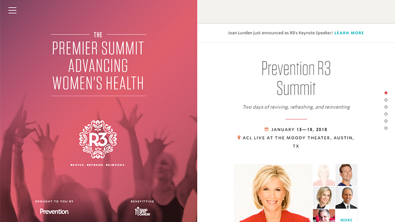 Prevention R3 Summit