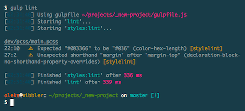 Stylelint: The Style Sheet Linter We've Always Wanted