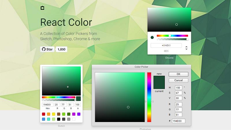 React Color