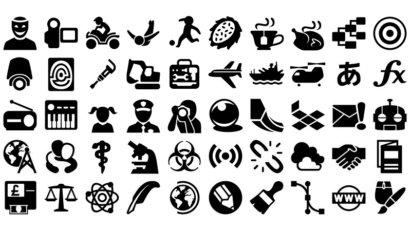 Huge iPhone Icon Sets Collection