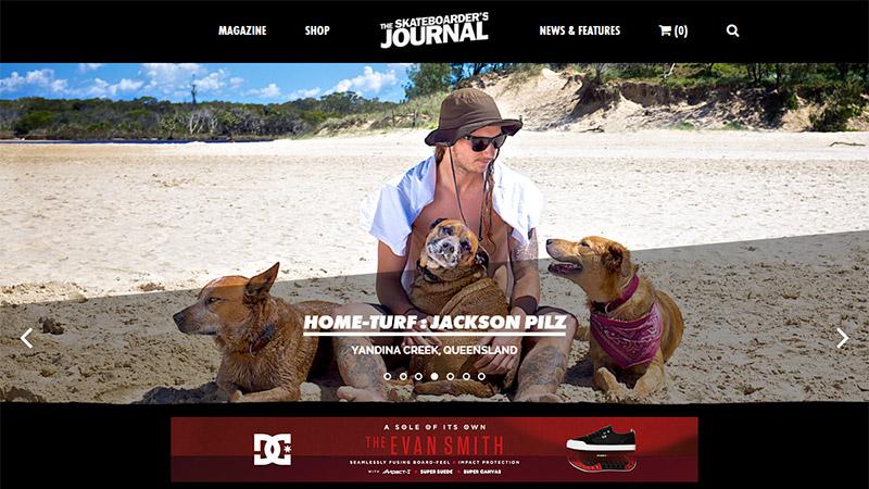 The Skateboarder's Journal