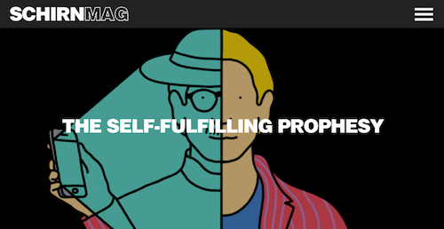 The Self-Fulfilling Prophesy