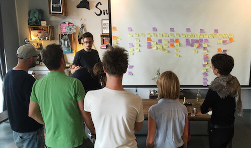 A Framework For Brainstorming Products