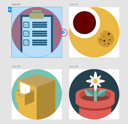 Creating Icons With Adobe XD