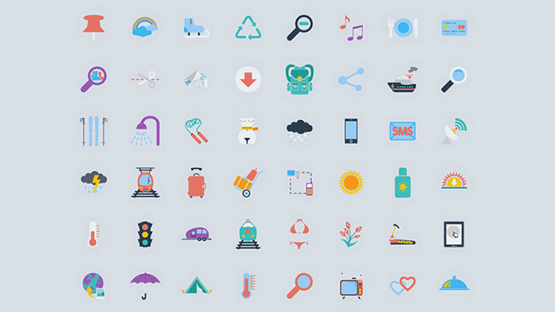 400 Free Icons of the World