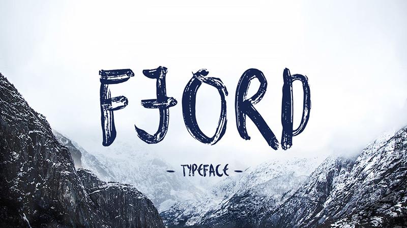 Fjord Font