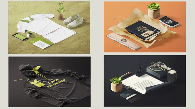 Scenes For Branding 2