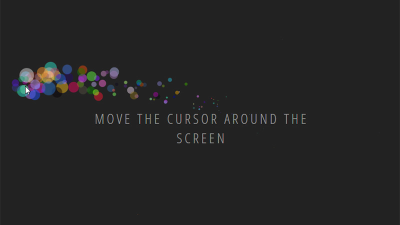 20 Codepen Solutions for Awesome Mouse Effects - The Branding Store