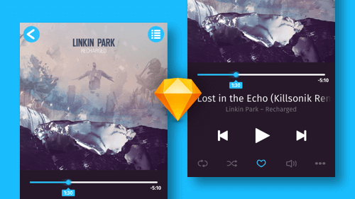 Designing A Responsive Music Player In Sketch (Part 2)