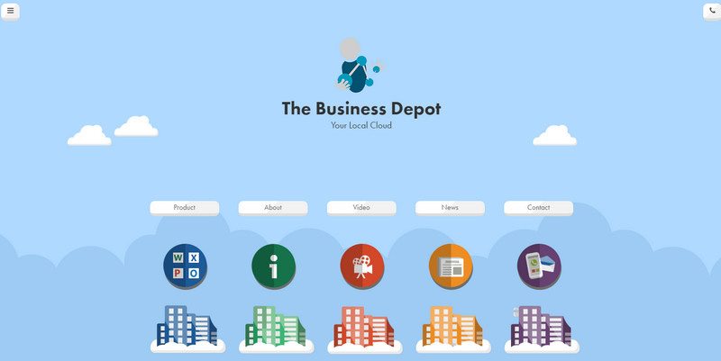 The Business Depot