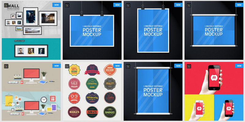 Free Product Mockups