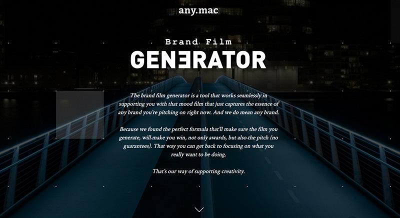 Brand Film Generator