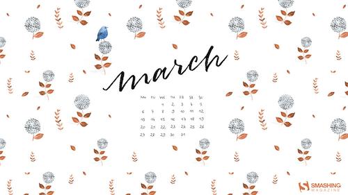 Hibernation Time Is Over! Inspiring Desktop Wallpapers To Fuel Your Creativity