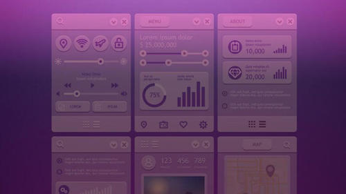How To Use Shadows And Blur Effects In Modern UI Design