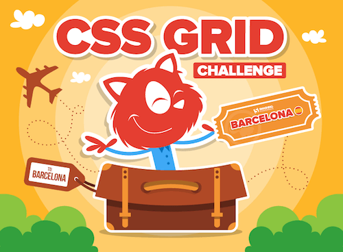 The CSS Grid Challenge: Build A Template, Win A Prize!