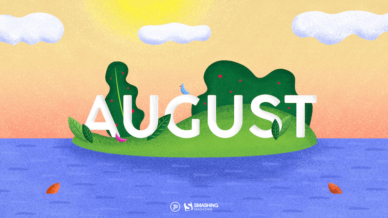 Happiness Happens In August