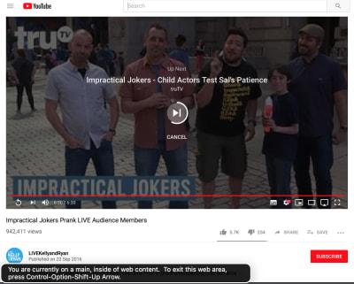 screenshot of autoplay screen on YouTube video