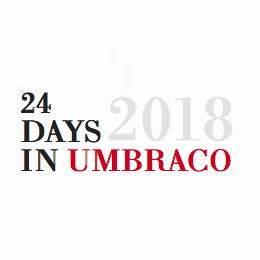 24 Days In Umbraco