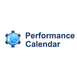 Performance Calendar