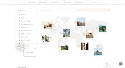 The Blonde Abroad desktop search