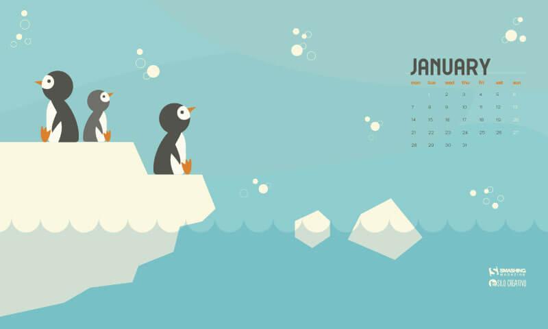 Cold penguins