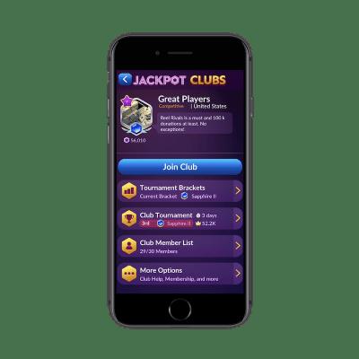 Jackpot Magic Slots club funding