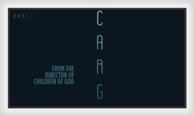 The official website of the film 'Cargo' also uses the law of continuity to navigate users