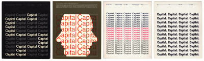 Capital Magazine covers