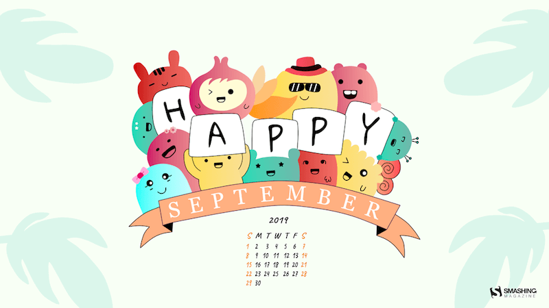 Cheerful September