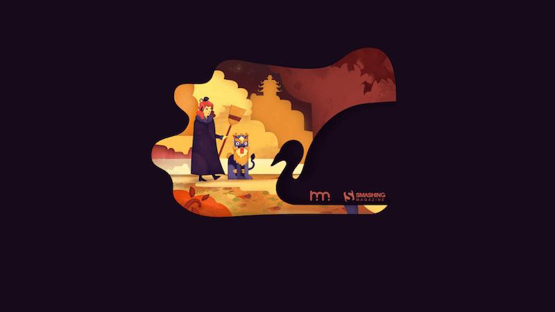 Strange October Journey
