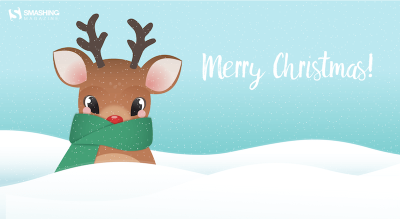 Christmas Wallpaper — Merry Christmas