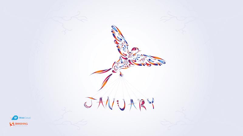 The Early January Bird