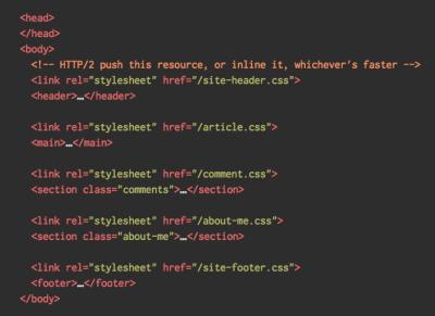 Progressive CSS loading