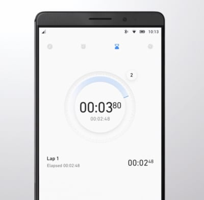 Design concept of EMUI 5 interface