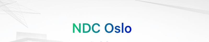 NDC Oslo 2020