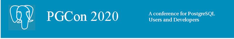 PGCon 2020