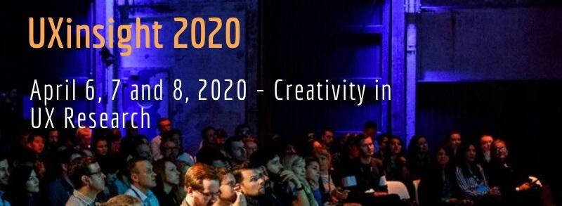 UXinsight 2020