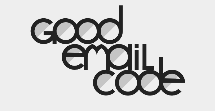 Good Email Code
