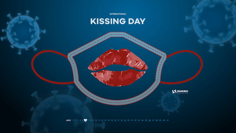 Happy International Kissing Day