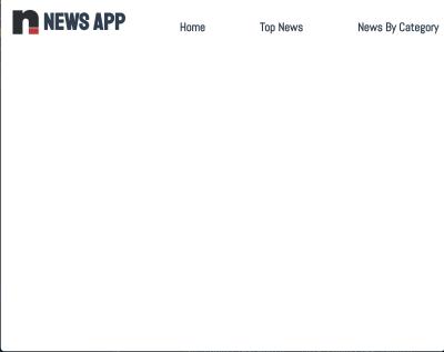 empty landing page