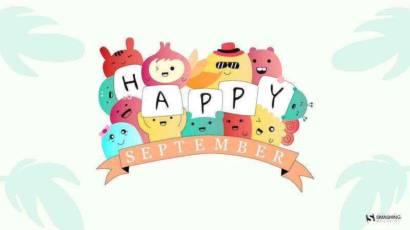 Cheerful September