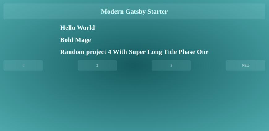 modern-blog-homepage-graphql-gatsby